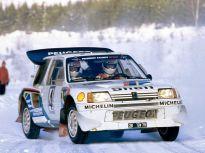 Bestias del Rally Mundial. Hombres y máquinas