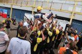 Giaffone consiguió la pole position en Londrina
