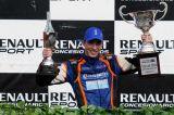 Mallo, campeón de la Fórmula Renault 2.0