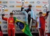Arrancó la F4 Sudamericana