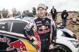 Loeb se acerca al Dakar