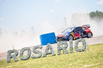 MUNDIAL DE RALLY CROSS EN ROSARIO - POR FRANCO CARNERO