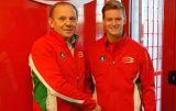 Mick Schumacher sube otro escalón