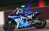 Rins, expectante ante su debut
