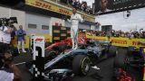 Hamilton aplastó en Paul Ricard
