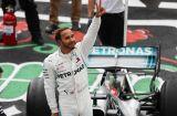 Hamilton, Quíntuple y Verstappen, la carrera