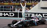 Hamilton, a lo campeón