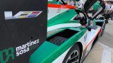 El Juncos Racing comenzó los trabajos en Daytona