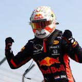 Magistral victoria de Verstappen y Red Bull