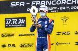 Colapinto ganó en Spa-Francorchamps