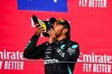 Hamilton ganó otra vez y Mercedes logró su séptimo título