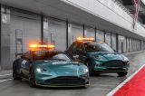 Dos marcas de Safety Car