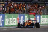 Ricciardo logró un triunfo histórico para McLaren